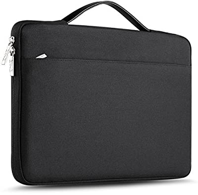 "HSEOK Macbook Air/ Macbook Pro / Pro Retina Sleeve Case Cover Protective Bag Ultrabook Netbook Carrying Case Briefcases for 13"" Macbook Air, MacBook Pro (Retina), Black"