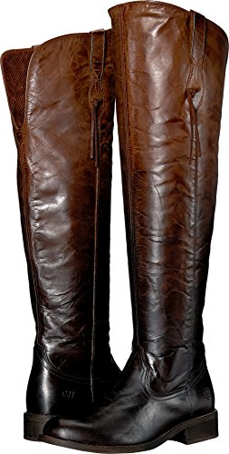 Ariat Women's Farrah Work Boot, Sassy Chocolate, 8 B US by Ariat