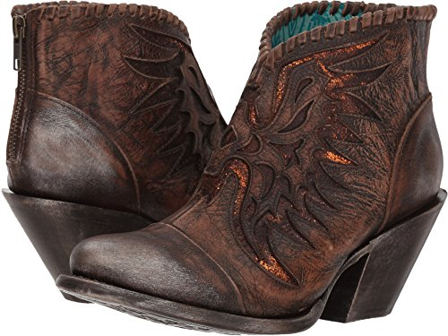 Corral Boots Women's Z0031 Brown 6 B US
