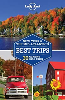 Book Cover: Lonely Planet New York & the Mid-Atlantic's Best Trips