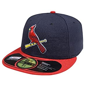 MLB St. Louis Cardinals Authentic On Field Alternate 59FIFTY Cap