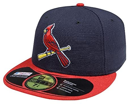 d347a65e Amazon.com : St. Louis Cardinals New Era OnField 59FIFTY (5950) Alt ...