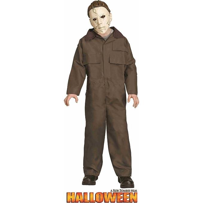 Disfraz de Halloween para niños de Michael Myers de Fun World, talla ...