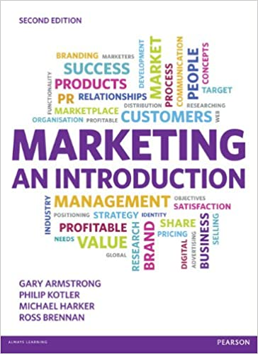 Marketing: An Introduction: Amazon.co.uk: Gary Armstrong, Philip ...