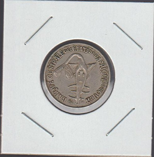 1972 Central African Republic Pattern Half Dollar Choice Extremely Fine - Central Pattern