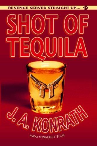 Shot Tequila Daniels Thriller Jacqueline