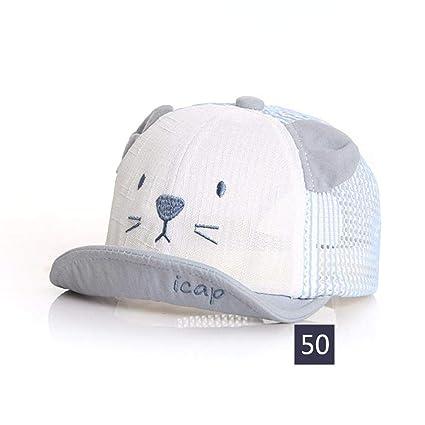 marchio famoso miglior prezzo codice promozionale Cappello da baseball estivo per neonato, in cotone per neonati ...