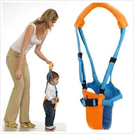 Baby Toddler Kid Harness Bouncer Jumper Help Learn To Moon Walk Assistant