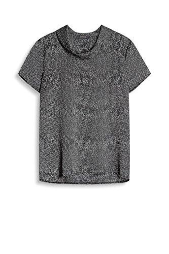 ESPRIT Collection, Blusa para Mujer Negro (Black)