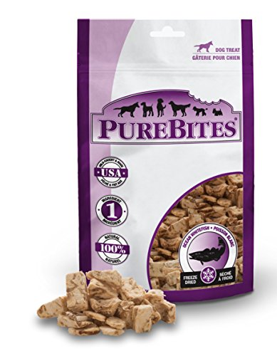 Purebites Ocean Whitefish For Dogs, 1.8Oz / 50G – Mid Size, 24 Pack Review