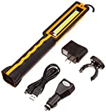 E-Z Red XL3300FL-O Orange COB Extreme Light (Rechargeable Work Light)