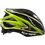 KARMOR(カーマー) ASMA2(アスマ2)<ブラック+ライトグリーン> ヘルメット