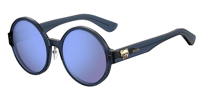 Moschino - Gafas de sol para mujer, modelo MOS046/F/S Bluee ...