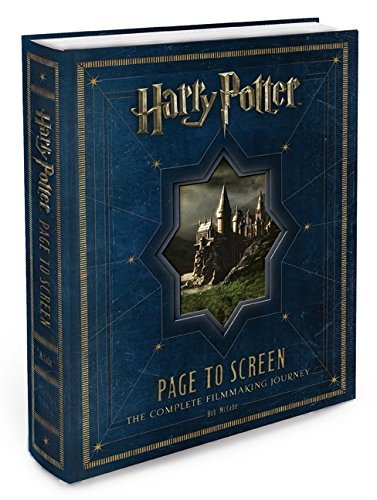 Harry Potter Page to Screen: The Complete Filmmaking Journey by Other Manufacturer