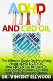 ADHD And CBD Oil