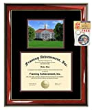 James Madison University Diploma Frame JMU Graduation Degree Frame Matted Campus College Certificate Plaque Framing Graduate Gift