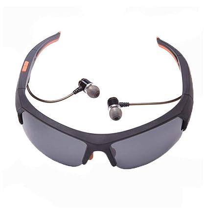 Montar gafas de ciclismo Bluetooth gafas de sol polarizadas Multifunción Automotriz Manos libres Voz Inteligente Gafas