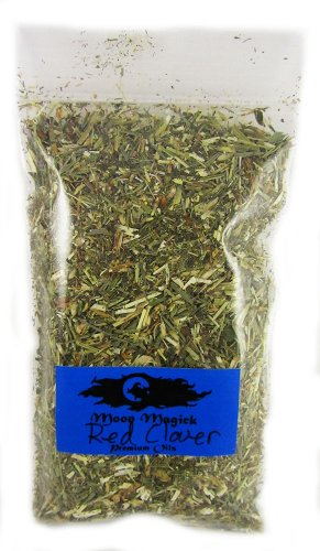 Red Clover Raw Herb