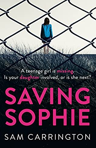 book cover of Saving Sophie