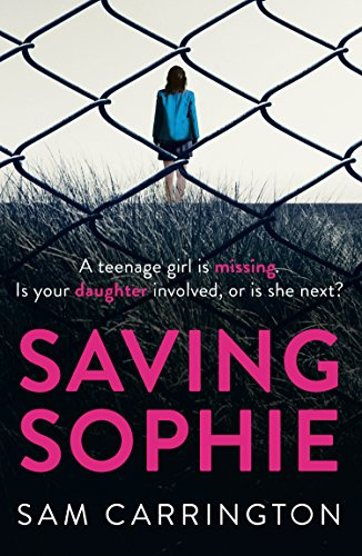 Saving Sophie: A gripping psychological thriller with a brilliant twist cover