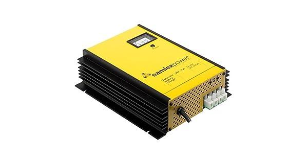Amazon.com: Samlex sec-2415 a 24 Volt 15 amp 3 fase Advanced ...