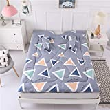 Winter Lazy Quilt with Sleeves, Elevin(TM) Bed Reading Quilt Winter Warm Thickened Washed Quilt...
