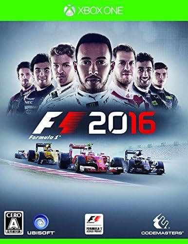 F1 2016 (初回生産限定特典キャリアブースターパック 同梱) - XboxOne