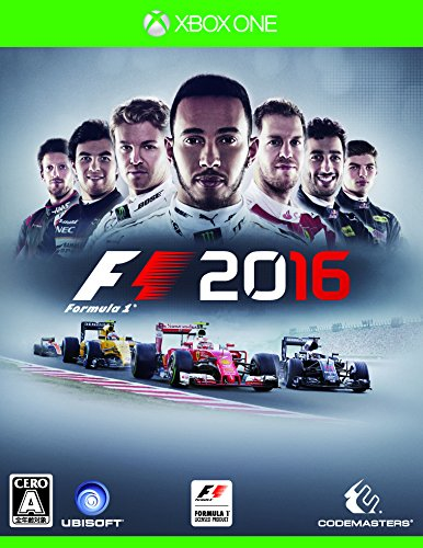 F1 2016の商品画像
