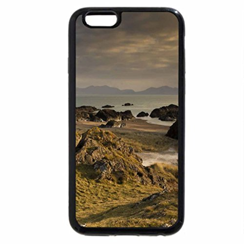 iPhone 6S / iPhone 6 Case (Black) dreamy lighthouse