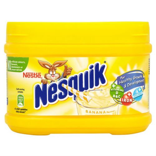 Nesquik Milkshake 300G Case Of 10 Available In 3 Flavours (Banana) by Nesquik