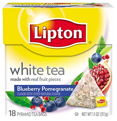 Blueberry White Tea - 4