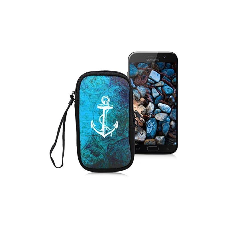 kwmobile Neoprene Sleeve for Smartphone