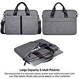 15.6 Inch Laptop Sleeve Shoulder Bag Waterproof