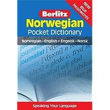 Norwegian Pocket Dictionary Berlitz