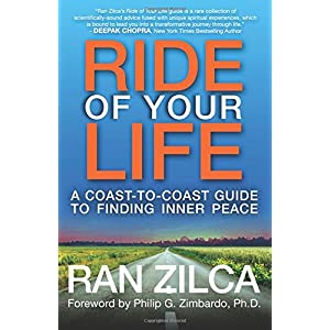 Learn more about the book, Ride of Your Life: A Coast-to-Coast Guide to Finding Inner Peace