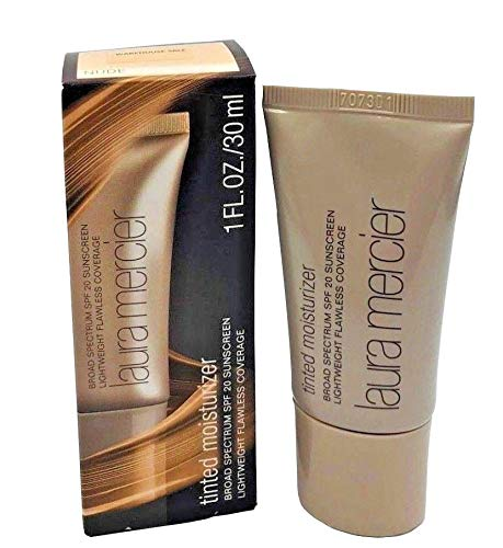 Laura Mercier Tinted Moisturizer Broad Spectrum SPF 20 Lightweight Flawless Nude 1oz