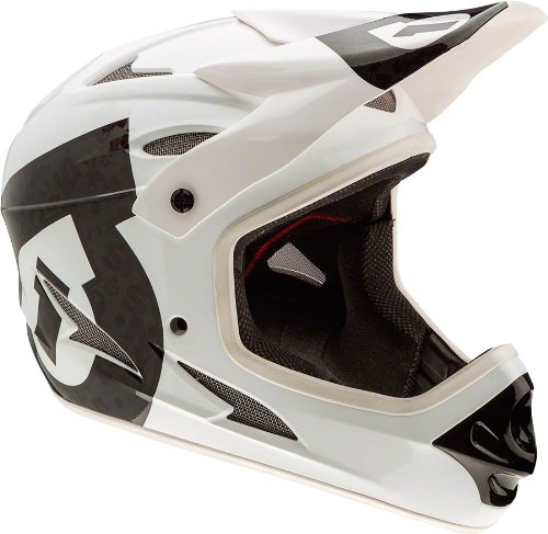 SixSixOne Comp Helmet (White/Black, ()