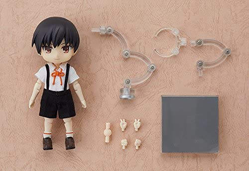 Anime Nendoroid Ryo Doll Action ABS /& PVC Figure New No Box 10cm