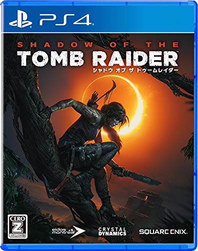 Price comparison product image Square Enix Shadow of the Tomb Raider SONY PS4 PLAYSTATION 4 JAPANESE VERSION