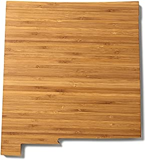 """product image for AHeirloom State of New Mexico Cutting Board, 15"""", Amber"""