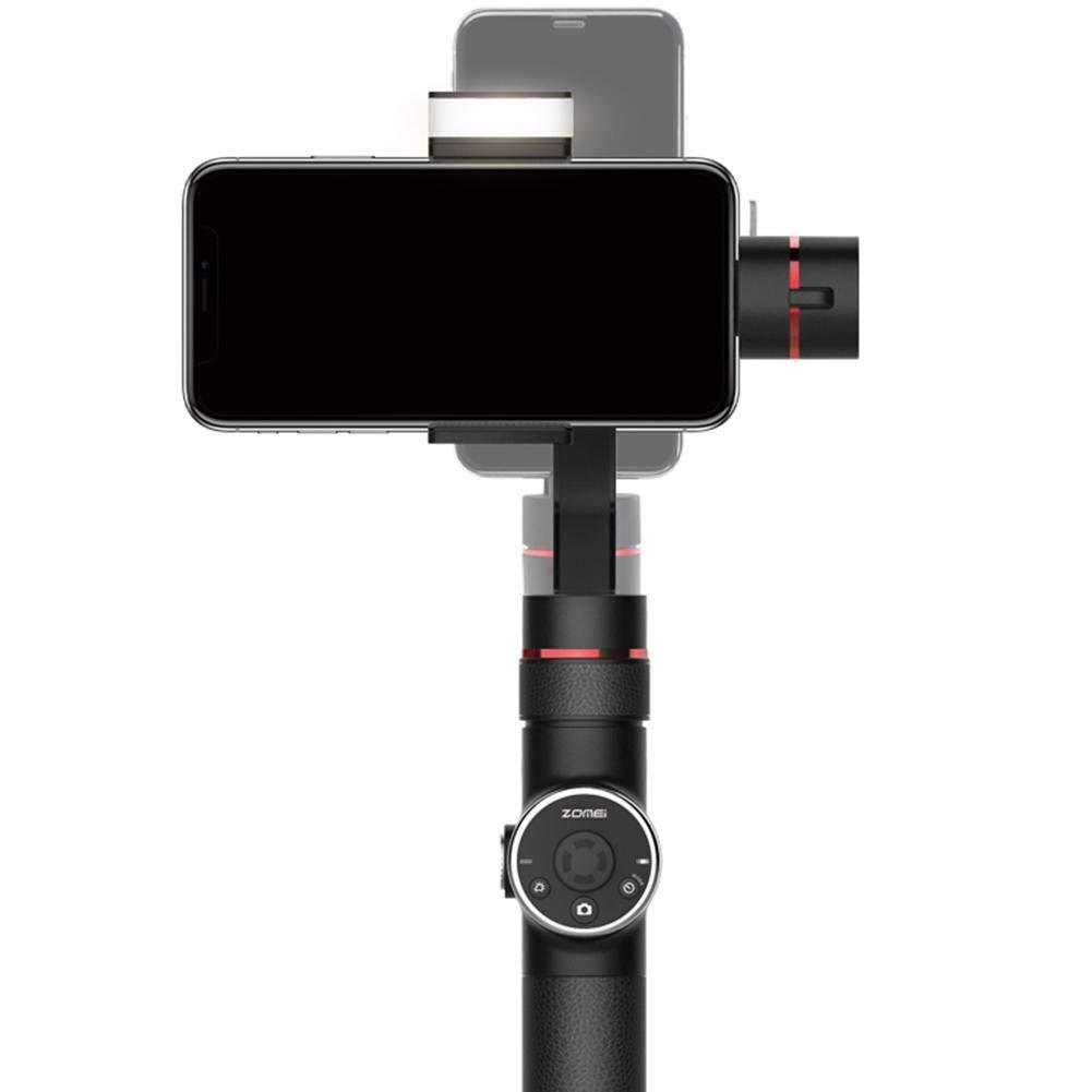 Youtiankai カメラゾミV5-3軸カメラ 調節可能なハンドグリップ携帯電話スタビライザー   B07MYSTTSC