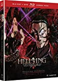 Hellsing Ultimate: Volumes 9 & 10 [Blu-ray + DVD]