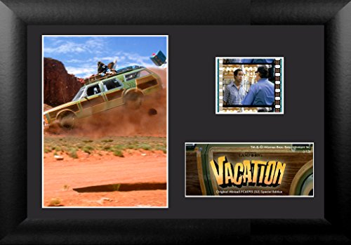 Trend Setters National Lampoons Vacation Take Off Framed Film Cell, Mini -