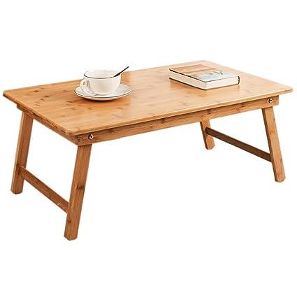Tavolino Basso Pieghevole.Liting Tavolino Pieghevole Tavolino Da Te In Bambu Tavolino