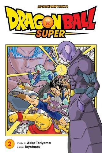 Which is the best dragon ball super manga vol 2?