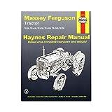 Massey Ferguson Tractor (Haynes Automotive Repair Manuals)