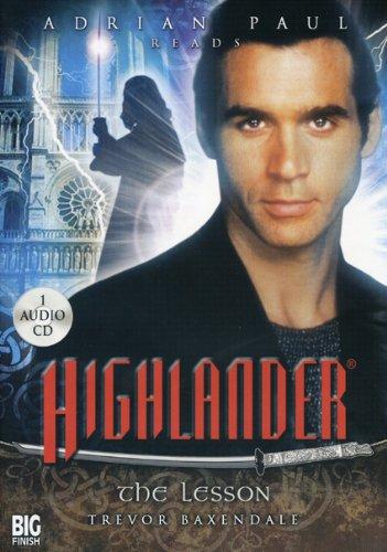 Highlander: The Lesson ebook
