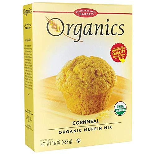 EUROPEAN GOURMET BAKERY Cornmeal Muffin Mix, 16 ()