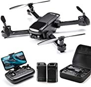 Ruko U11 GPS Drones with Camera for adults, 40 Mins Flight Time, 4K UHD Mini FPV Quadcopter with Live Video, A