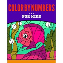 Color by Numbers for Kids